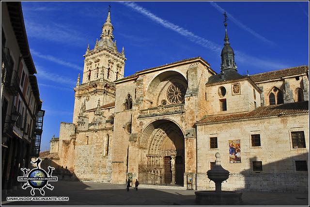 Catedral de El Burgo de Osma (Soria)