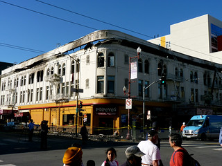 #8 the next day, another big (4 alarm) fire in the mission district of san franciosco 1-15