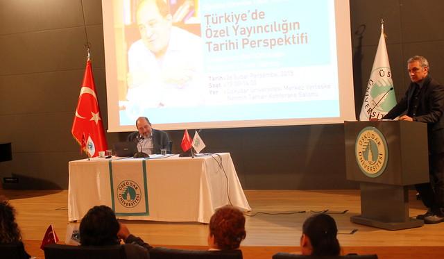 Nuri Çolakoğlu Türkiye'de Özel Yayıncılığın tarihini anlattı… 2