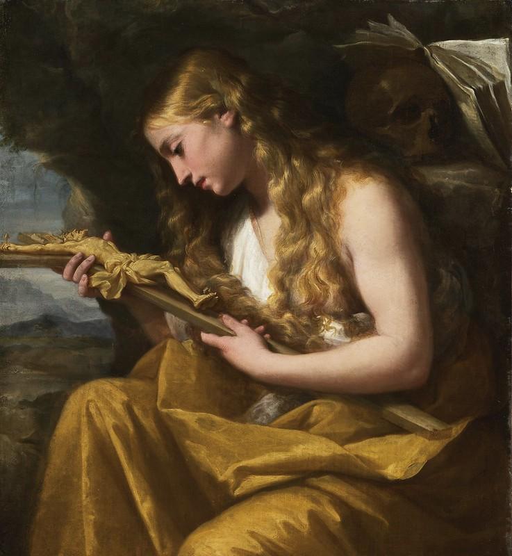 Lorenzo Pasinelli - The penitent Magdalene