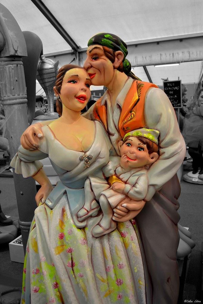 Fallas 2015 - Exposición del Ninot (1)