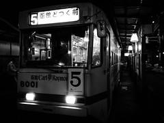Hakodate, Hokkaido, Japan, 函館市電, 路面電車, 函館, 北海道, 日本, はこだてし, ほっかいどう, にっぽん, にほん