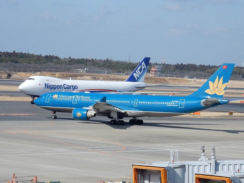 NARITA A330-200(VN-A383)
