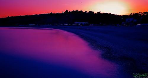 sunset sunrise tramonto conero numana rivieradelconero