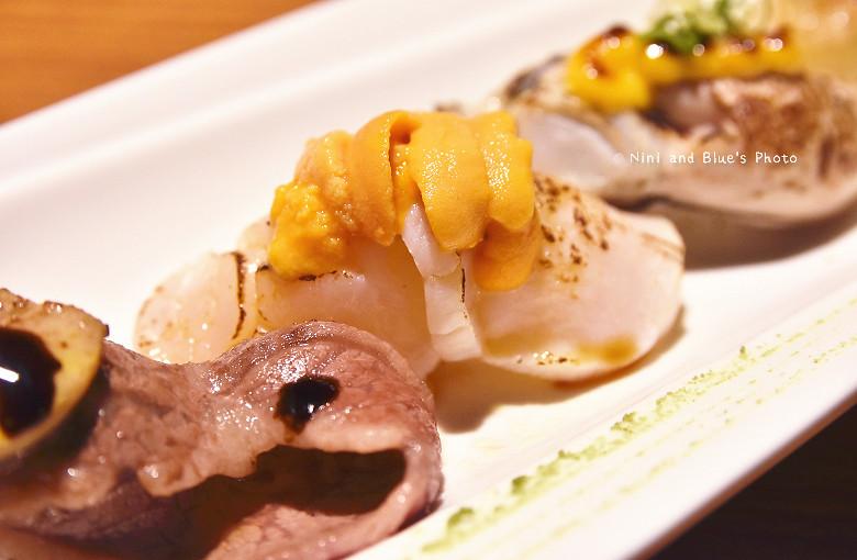 台中公益路日式料理桀壽司無菜單料理海鮮美食餐廳29
