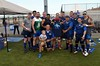 NYPD Rugby with UK Army's Women Rugby