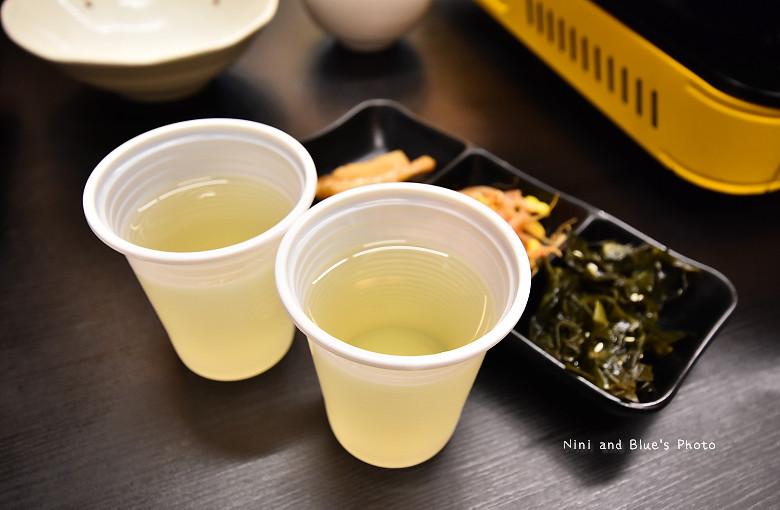 韓五二台中韓式料理韓國人開的12