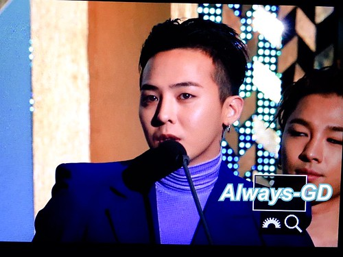 Big Bang - The 5th Gaon Char K-Pop Awards - 17feb2016 - Always GD - 05