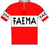 Faema - Giro d'Italia 1961