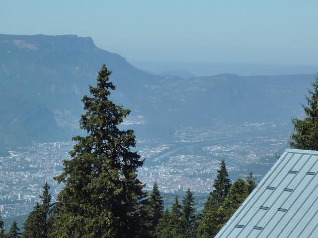 Grenoble, vu d'en haut....!, Panasonic DMC-FX40