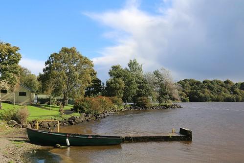 25th September 2016. Lough Derg, Mountshannon, County Clare, Ireland
