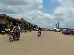 Motorcycling in Oshogbo, Osun, Nigeria. #JujuFilms