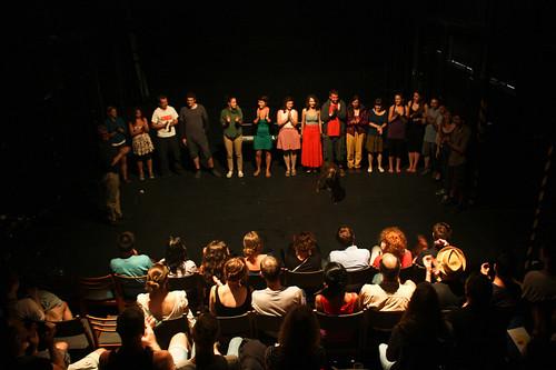 KioSK 2012: prezentácia workshopu Svetelný dizajn od konceptu k realizácii