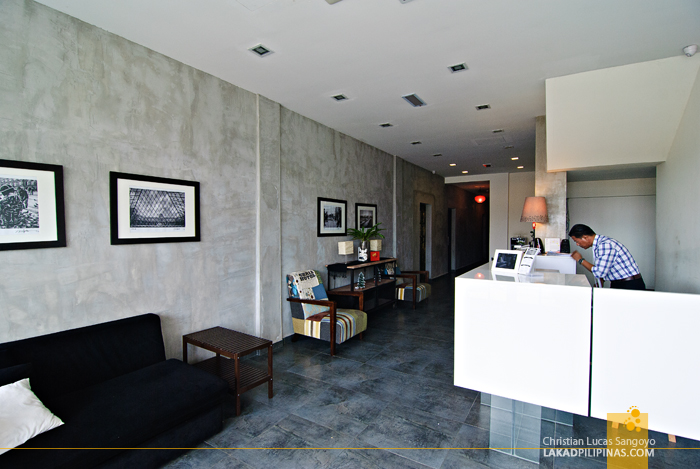 Ceria Hotel Lobby in Kuala Lumpur