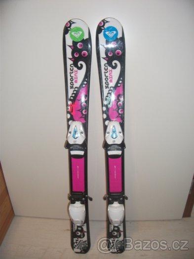ce6b7eaf8 Dětské lyže zn. Sporten + vázání ve skvělém stavu - Bazar - SNOW.CZ
