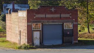 Abandoned business