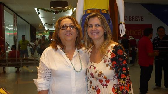 Ivete Nogueira e Betânia Conrado