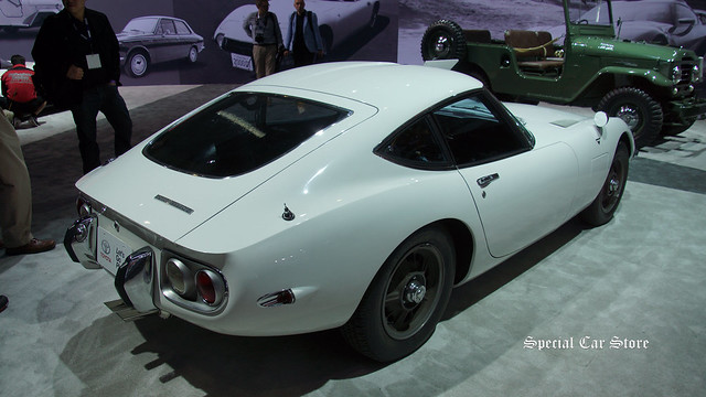 1967 Toyota 2000 GT Coupe