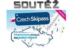 Vyhlášení soutěže o dva sezonní superskipasy do 19 českých středisek!