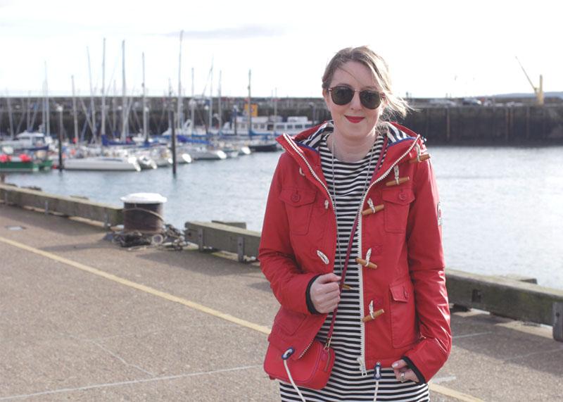 Superdry Boat Duffle Coat, Bumpkin Betty