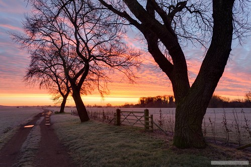 cambridge england sunrise unitedkingdom cambridgeshire stapleford