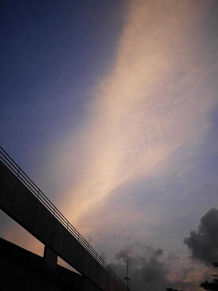 color of dusk