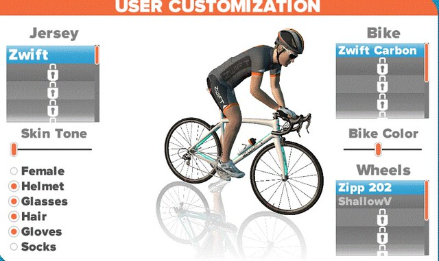 Zwift Beta program  Virtual Training for the masses – Jacks