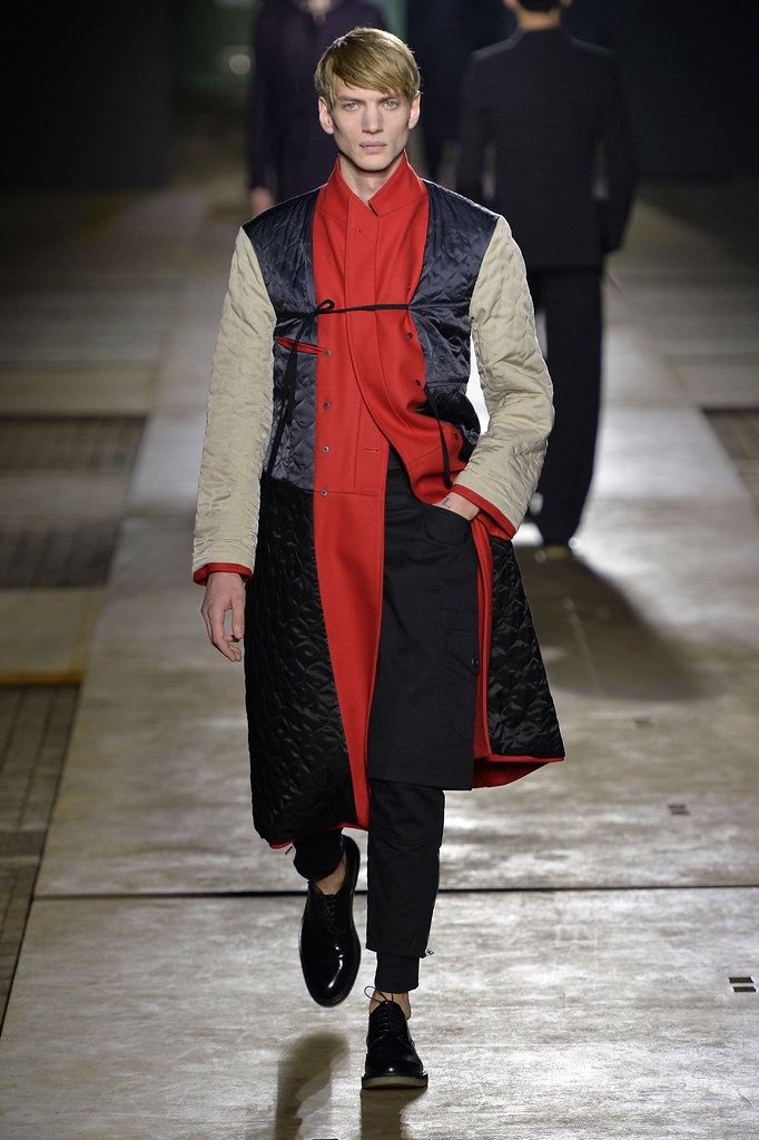 Paul Boche3643_2_FW15 Paris Dries Van Noten(fashionising.com)