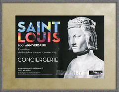 2014.11 PARIS - Exposition Saint Louis