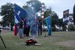 Black Orchids play at the Dawn Vigil - Eureka160-IMG_9292