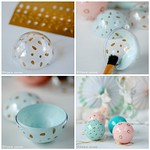 Hand painted bauble tutorial
