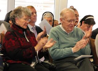 Ariens Family Welcome Center dedication Dec 5 2014