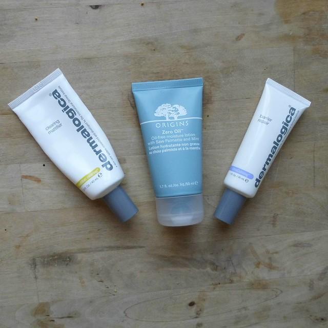 Moisturiser for oily skin