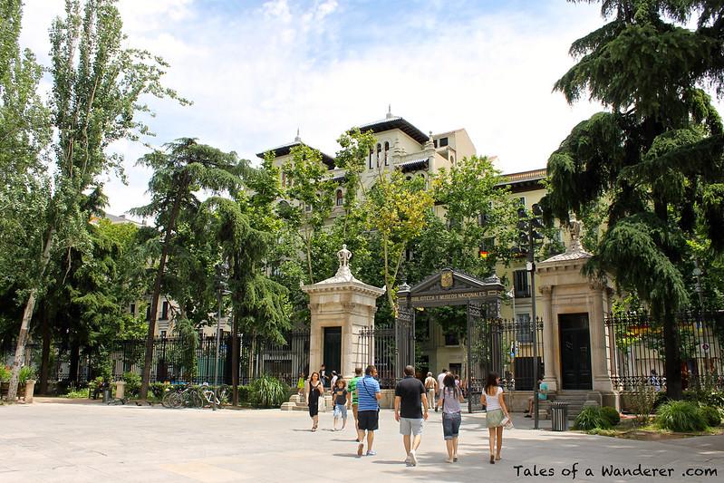 MADRID - Calle de Serrano