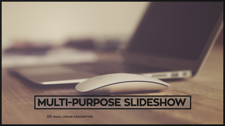 Multi-Purpose Slideshow - 14
