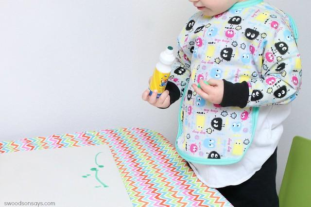 Free kid's bib pattern