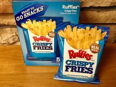 Ruffles Crispy Fries