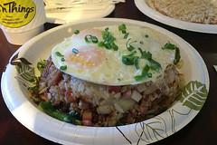 Oahu - Eggs n Things Fried Rice