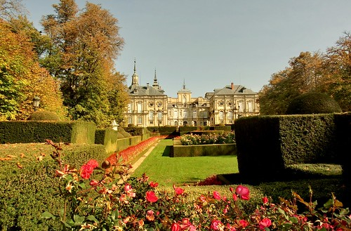 La Granja de San Ildefonso - Jardines y palacio