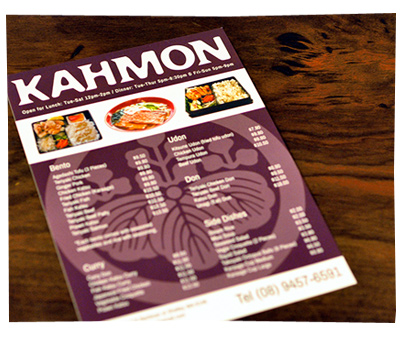 Kahmon Japanese Take-away, Shelley, Perth
