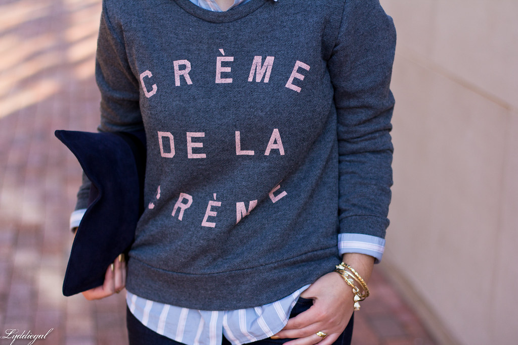 creme de la creme sweatshirt, striped shirt-6.jpg