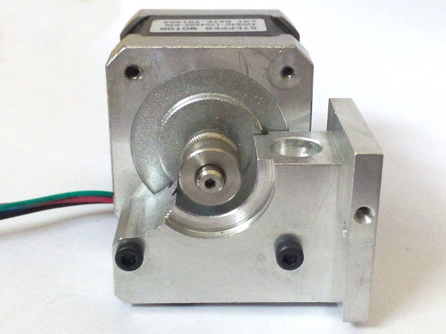 Assemble Base of aSensar Extruder