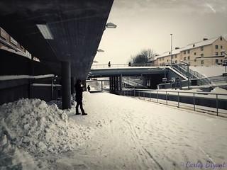 Tbane Station Oslo