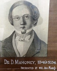 Dr. D. Mahoney