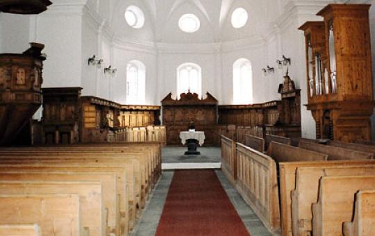 Iglesia reformada de Lituania
