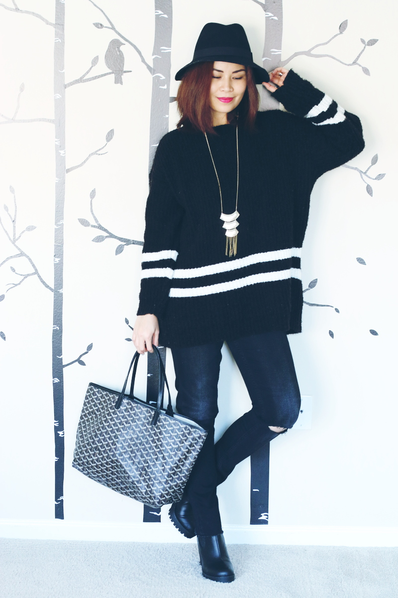 Blackout-outfit-monochromatic-look-ootd-1