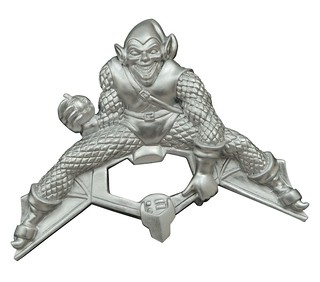 Diamond Select Toys –【綠惡魔開瓶器】Green Goblin Metal Bottle Opener
