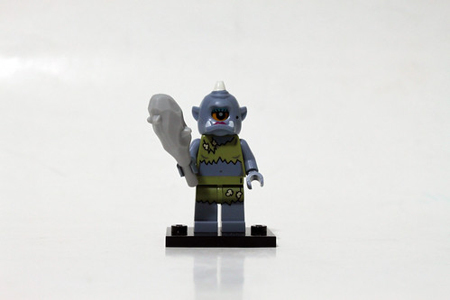 LEGO Collectible Minifigures Series 13 (71008) - Lady Cyclops