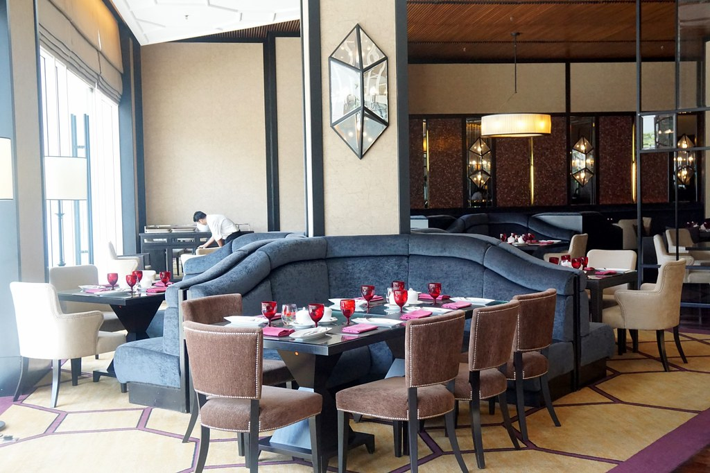 buffet lunch review - contango Majestic Hotel KL-003