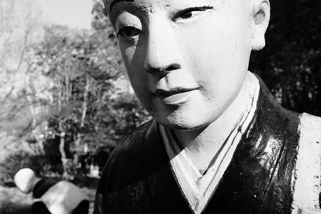 Nagoya Goshikien Photowalk.